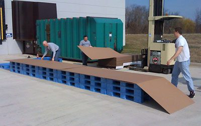 Grant, Brian, and Mike Work on 2009 Boat