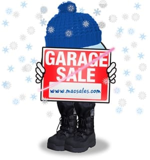 globe-garage_sale_snow