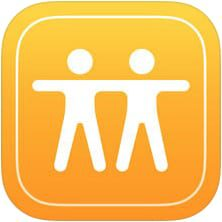 Find My Friends app icon