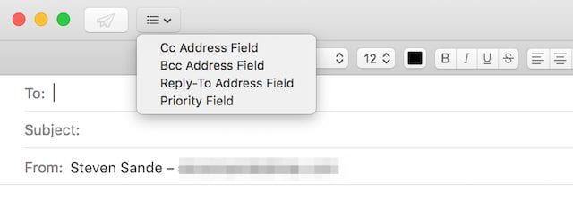 Adding fields to email headers