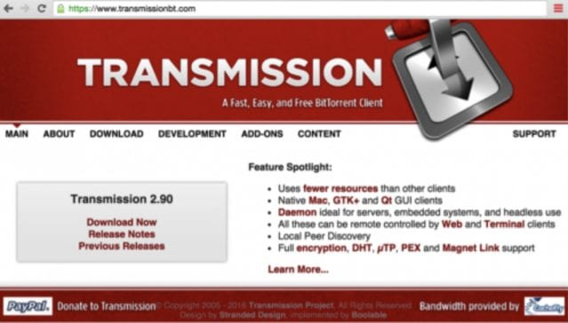 KeRanger infected installers downloaded from Transmission's website