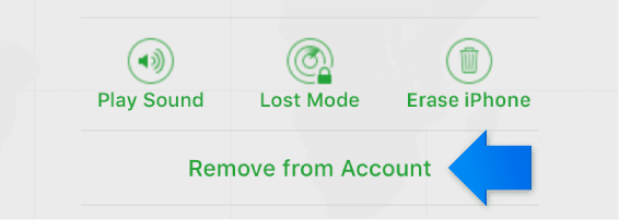 Removing a lost or stolen device from your account...wait to do it.