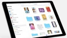 The Files app brings a new, Finder-like file system to the iPad.