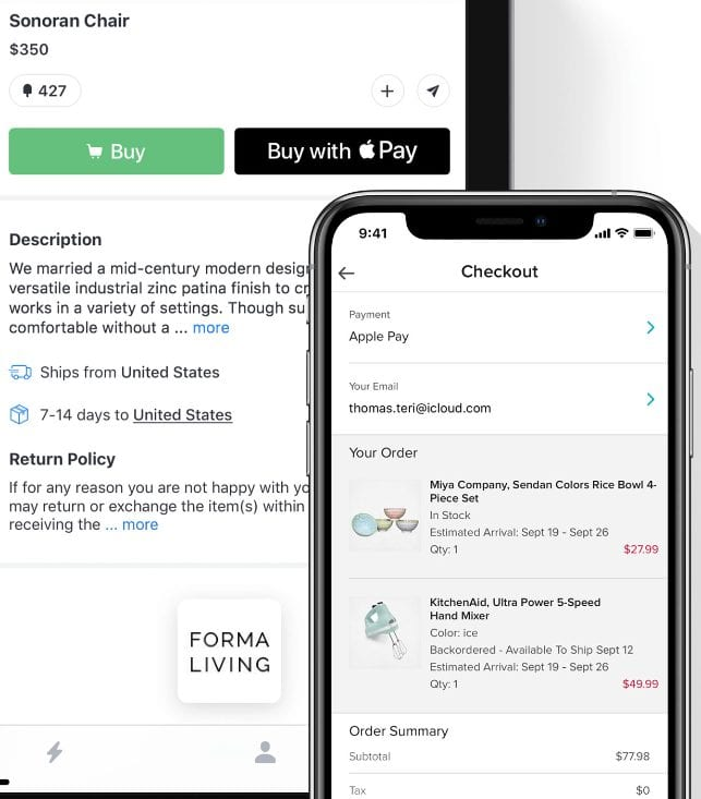 Buy with Apple Pay