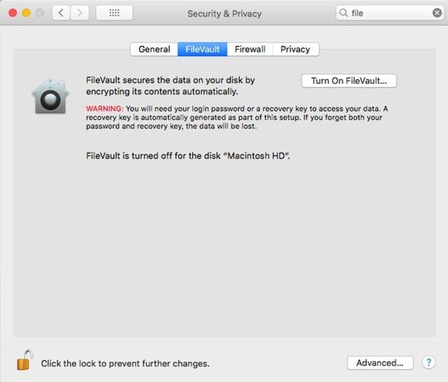 While the FileVault name remains, APFS formatted volumes will use the file system's built-in encryption system
