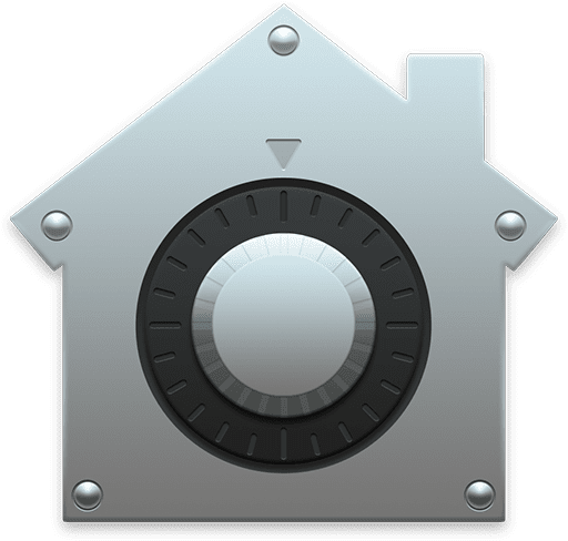 Security Preferences Icon