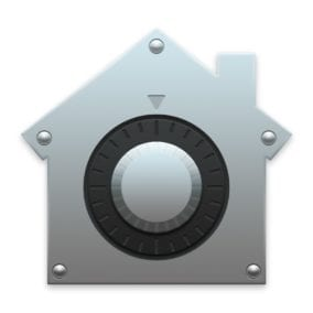 Security & Privacy icon.