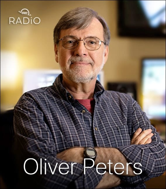 Oliver Peters on OWC Radio