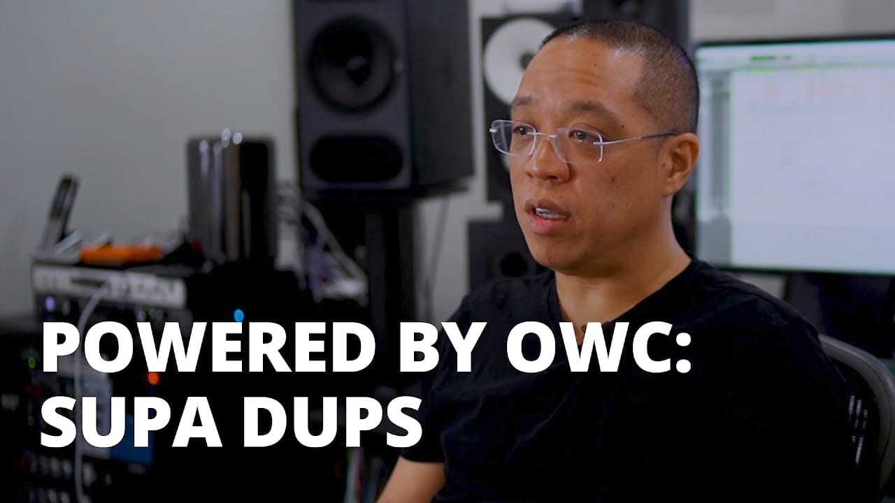 Supa Dups – powered by OWC