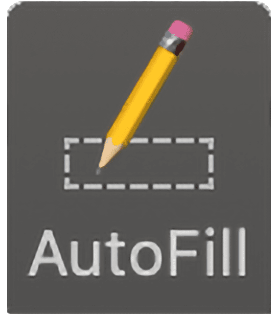 safari autofill icon