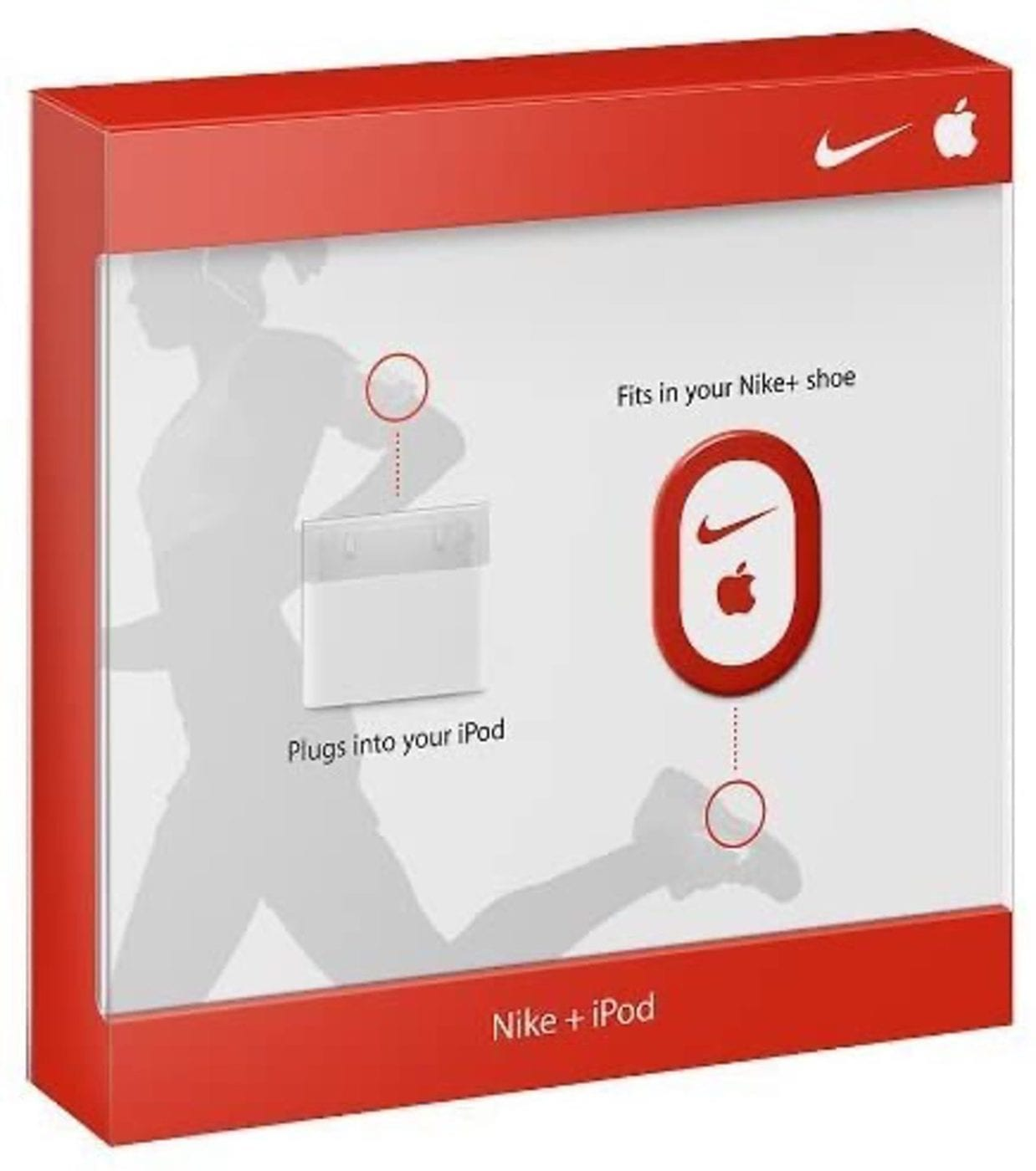 The Nike+ iPod Sport Kit was the first connected sports device
