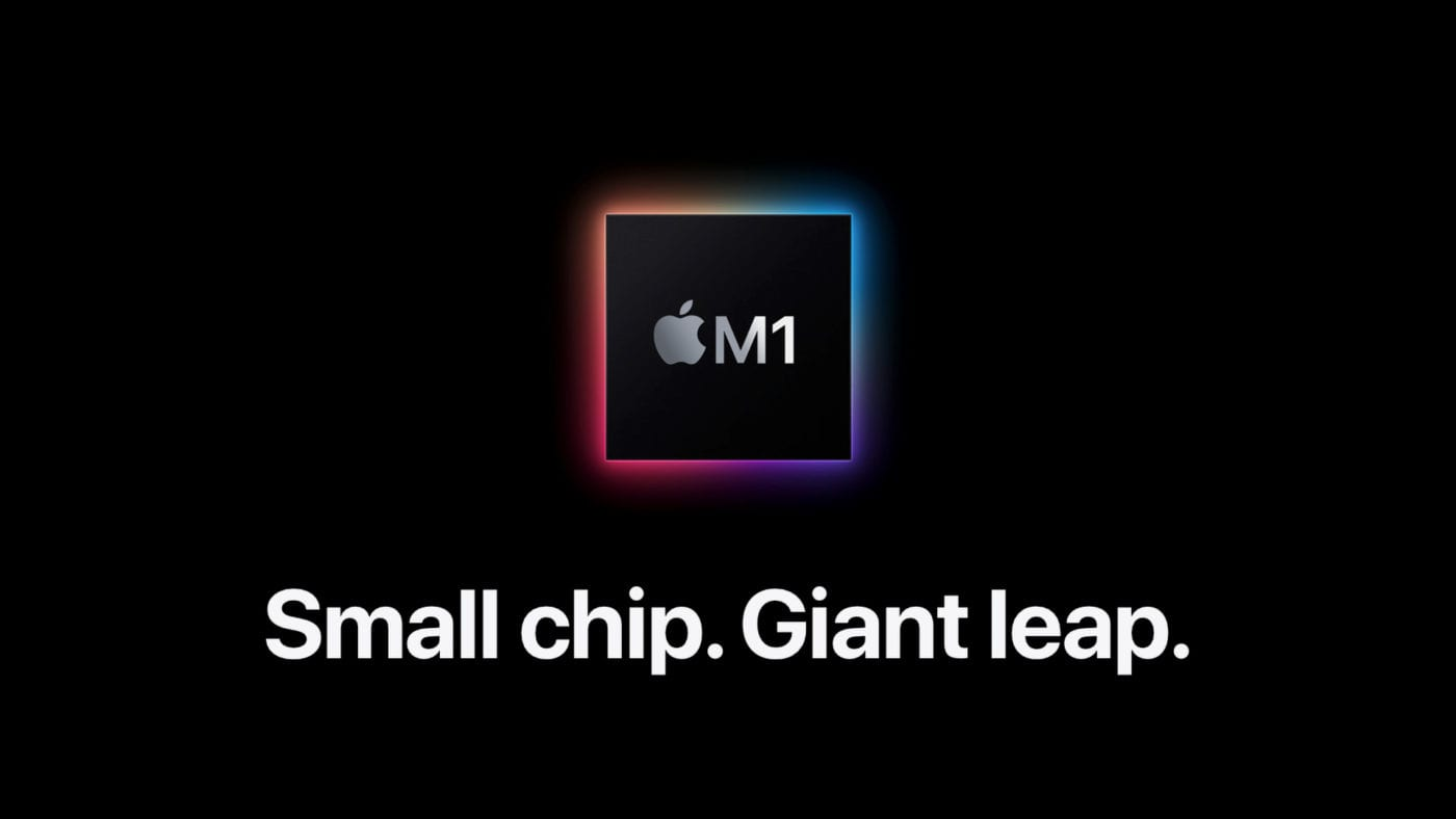 Apple M1 chip – small chip giant leap