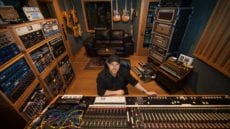 David Kalmusky at Addiction Sound Studios in Nashville
