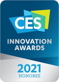 2021 CES Innovation Awards Honoree