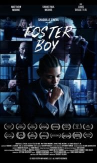 foster boy official movie poster