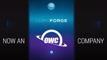 LumaForge Now an OWC Company
