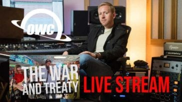 """Sean P. Jones mixes and masters """"The War and Treaty"""" for Jam in the Van"""