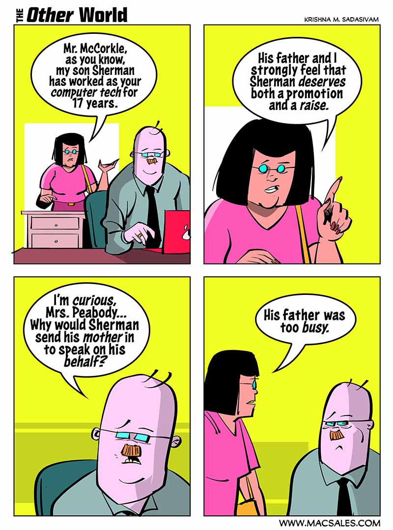 The Other World Comic – Episode 253