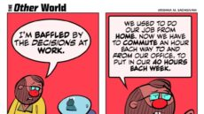 The Other World Comic - 256