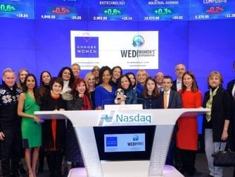 womens entrepreneurship day at nasdaq