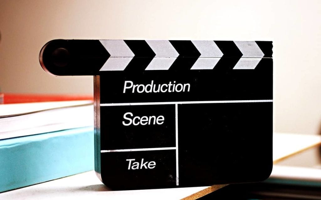 production scene take tool