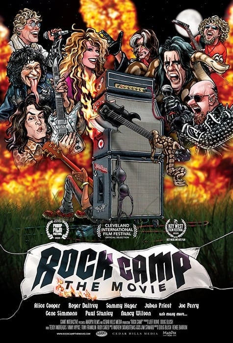 Rock Camp the Movie Poster