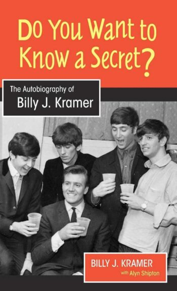 """""""Do you Want to Know a Secret"""" book cover"""